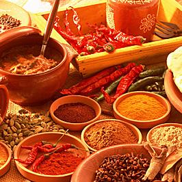 Prepared hot foods, pickles and ethnic varieties